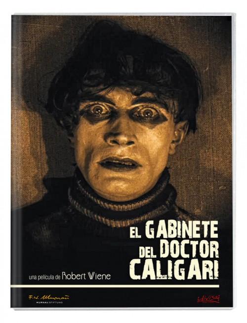 El Gabinete del Doctor Caligari (Edición Especial Digibook)