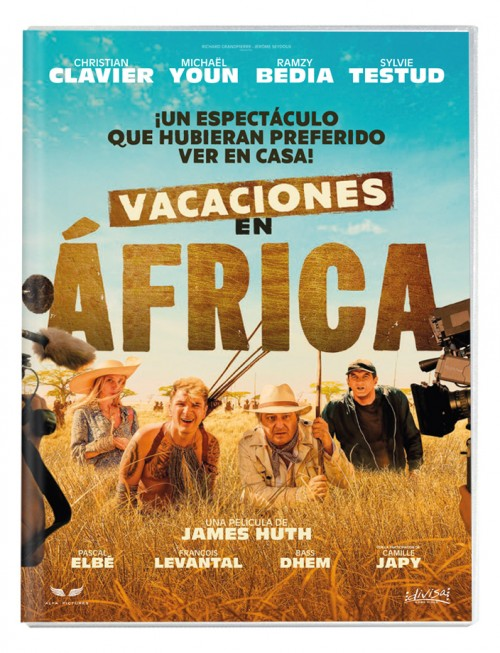 Vacaciones En Africa (Rendez-Vous Chez Les Malawa)