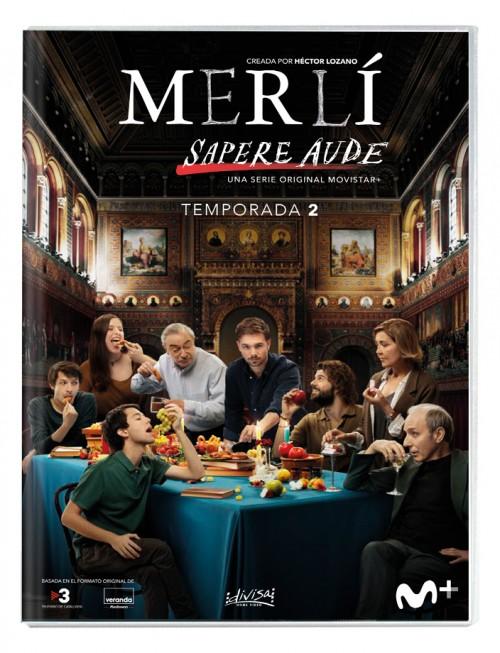 Merlì: Sapere Aude (Temporada 2)